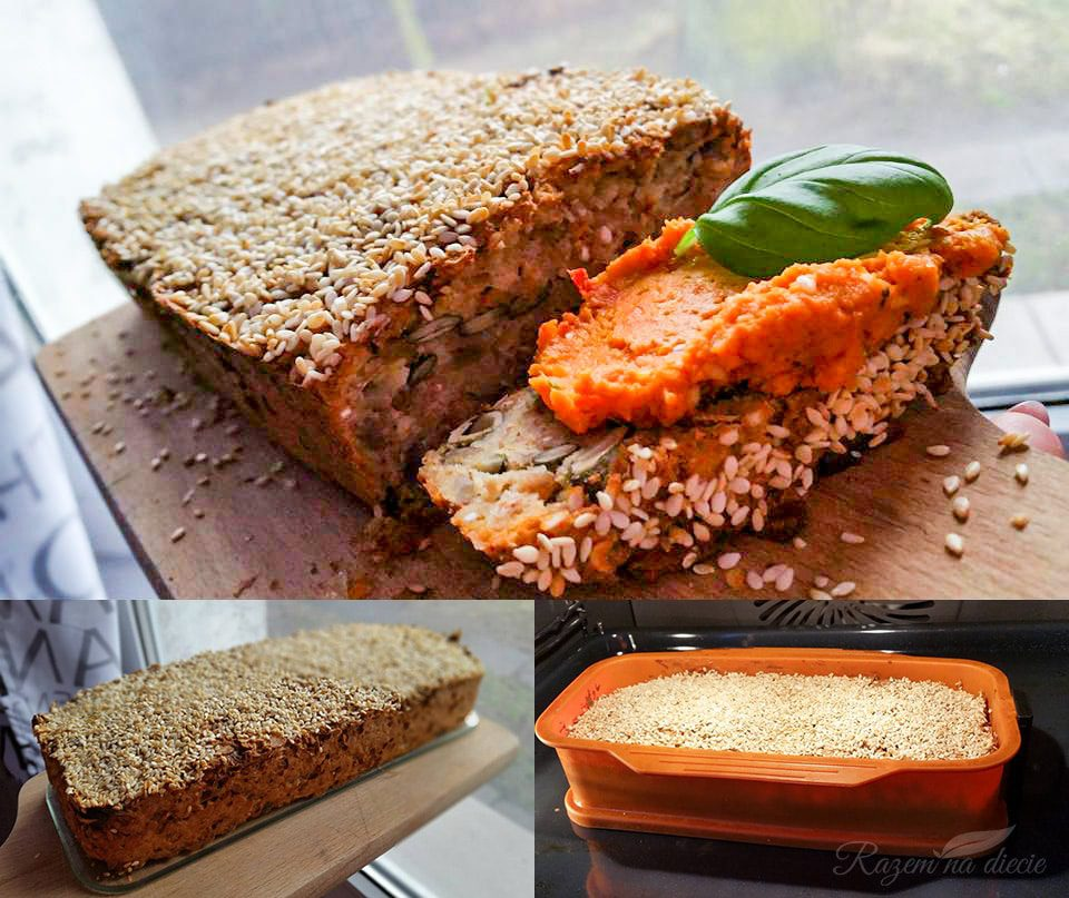 Chlebek bez mąki