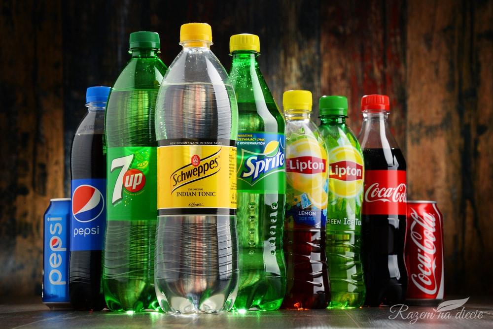 Napoje gazowane mogą wywoływać raka