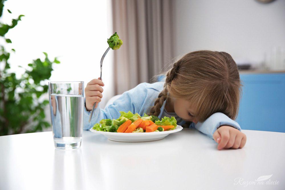 Dlaczego dzieci nie lubią warzyw?