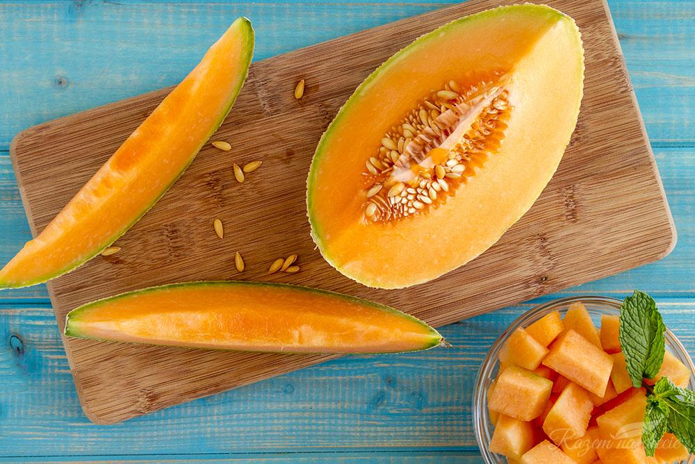 Melon – właściwości lecznicze
