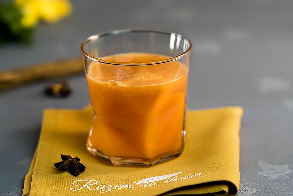 Sok paprykowo-marchwiowy
