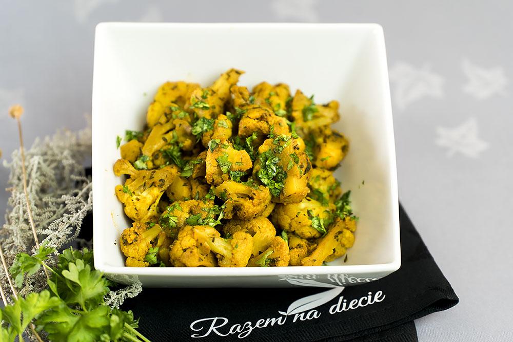 Różyczkowe curry