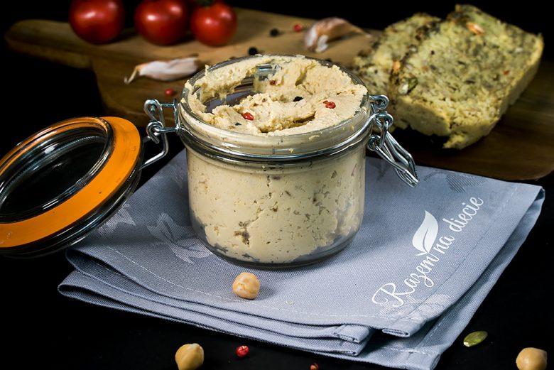 Hummus z nutą tahini