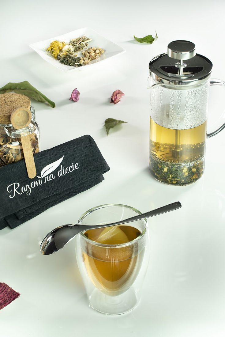 Herbatka pokrzywowa