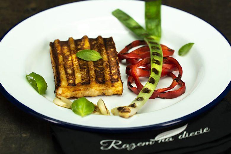 Smocze steki z tofu