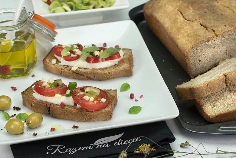 Chleb przenny pełnoziarnisty